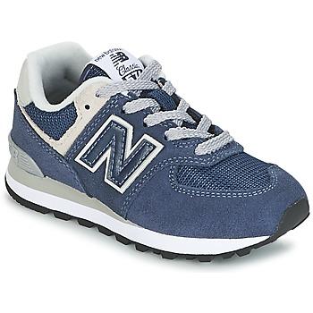 Topánky Deti Nízke tenisky New Balance 574 Námornícka modrá