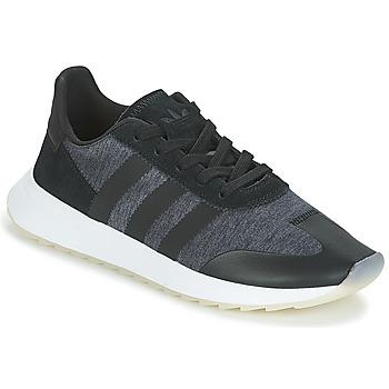 Topánky Ženy Nízke tenisky adidas Originals FLB RUNNER W Čierna