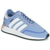 Topánky Ženy Nízke tenisky adidas Originals INIKI RUNNER CLS W Modrá