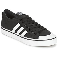 Topánky Muži Nízke tenisky adidas Originals NIZZA Čierna