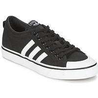 Topánky Nízke tenisky adidas Originals NIZZA Čierna