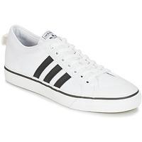 Topánky Nízke tenisky adidas Originals NIZZA Biela