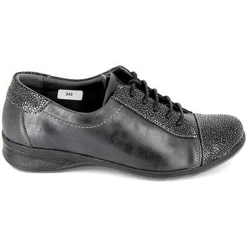 Topánky Ženy Nízke tenisky Boissy Sneakers 7510 Noir Čierna