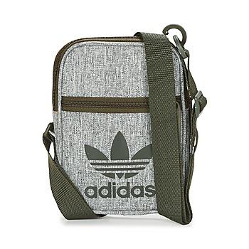 Tašky Vrecúška a malé kabelky adidas Originals FESTIVAL BAG Šedá / Čierna