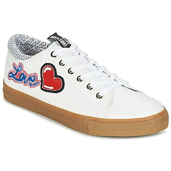 Topánky Ženy Nízke tenisky Love Moschino JA15213G15 Biela