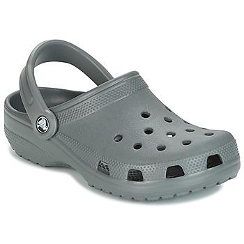 Topánky Nazuvky Crocs CLASSIC Šedá