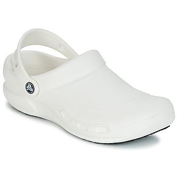 Topánky Nazuvky Crocs BISTRO Biela