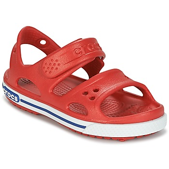 Topánky Chlapci Sandále Crocs CROCBAND II SANDAL PS Červená