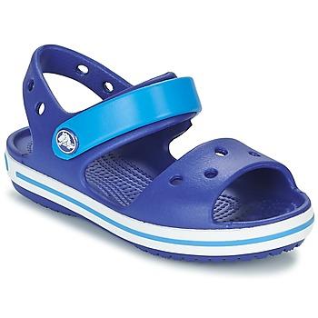 Topánky Chlapci Sandále Crocs CROCBAND SANDAL KIDS Modrá