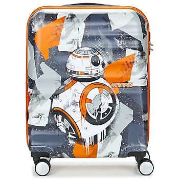 Tašky Pevné cestovné kufre American Tourister STARWARS STORM TROPPER 55CM 4R Viacfarebná