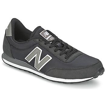 Topánky Nízke tenisky New Balance U410 Čierna