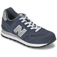 Topánky Nízke tenisky New Balance M574 Námornícka modrá