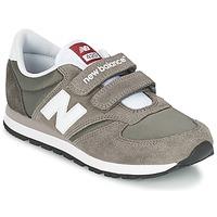 Topánky Deti Nízke tenisky New Balance KE420 šedá / čierna