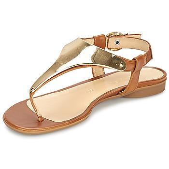 Topánky Ženy Sandále Gabor TARULE Hnedá