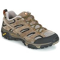 Topánky Muži Turistická obuv Merrell MOAB 2 VENT Šedá