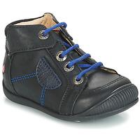 Topánky Chlapci Polokozačky GBB RACINE Vts   Čierna 4efa84242d