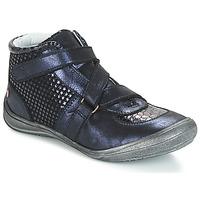 Topánky Dievčatá Polokozačky GBB RIQUETTE Vte / Námornícka modrá