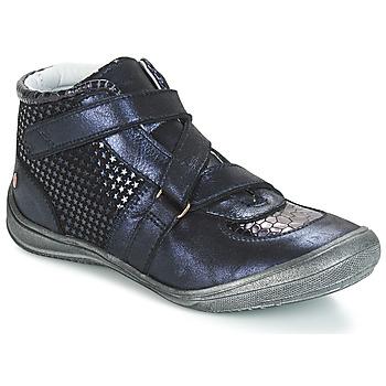 Topánky Dievčatá Členkové tenisky GBB RIQUETTE Modrá