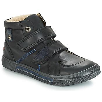 0a1d63ac09 Topánky Chlapci Polokozačky GBB RANDALL Vts   Čierna