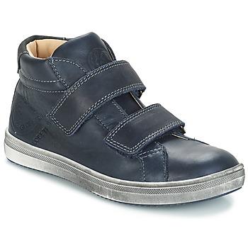Topánky Chlapci Členkové tenisky GBB NAZAIRE Modrá