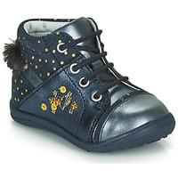 Topánky Dievčatá Polokozačky Catimini ROULETTE Námornícka modrá