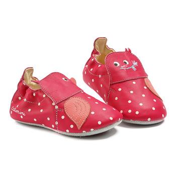 Topánky Dievčatá Papuče Catimini RIPARTITE Fuksiová