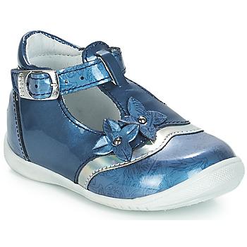 Topánky Dievčatá Balerínky a babies GBB SELVINA Modrá