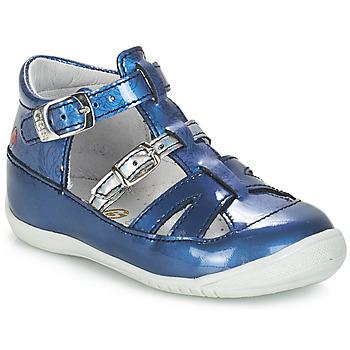 Topánky Dievčatá Sandále GBB SARAH Modrá