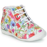 Topánky Dievčatá Polokozačky GBB SIDONIE Viacfarebná
