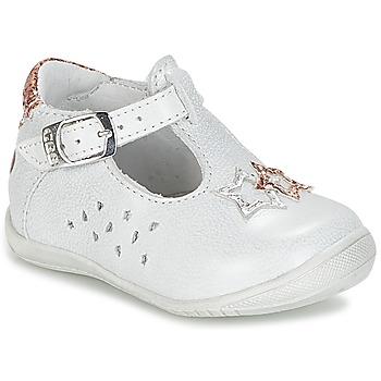 Topánky Dievčatá Balerínky a babies GBB SEVERINE Biela