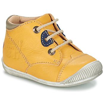 1fc5a3ce5386 Topánky Chlapci Polokozačky GBB SAMUEL Vte   Žltá