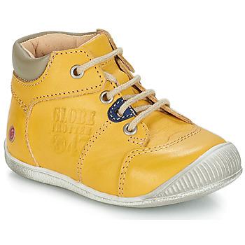 Topánky Chlapci Polokozačky GBB SIMEON Žltá