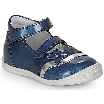 Topánky Dievčatá Sandále GBB STACY Modrá