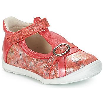 Topánky Dievčatá Balerínky a babies GBB SALOME Červená