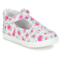 Topánky Dievčatá Sandále GBB SABRINA Fuksiová