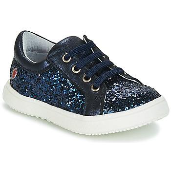 Topánky Dievčatá Nízke tenisky GBB SAMANTHA Modrá