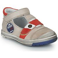 Topánky Chlapci Sandále GBB SOREL Vtc / Béžovo-červená / Flash