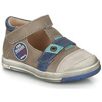 Topánky Chlapci Sandále GBB SOREL Hnedošedá / Modrá