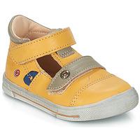 Topánky Chlapci Sandále GBB STEVE Žltá / Snow
