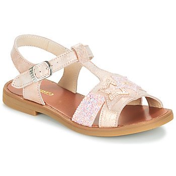 Topánky Dievčatá Sandále GBB SHANTI Ružová