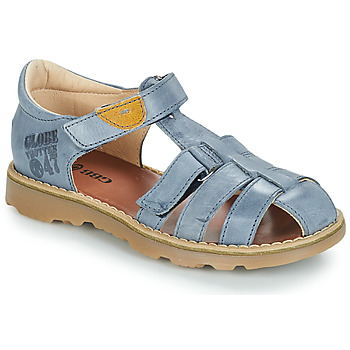 Topánky Chlapci Sandále GBB PATERNE Modrá