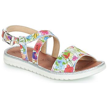 Topánky Dievčatá Sandále GBB ADRIANA Viacfarebná