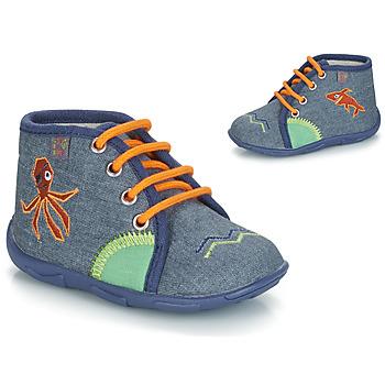 867e811b57bb Topánky Chlapci Papuče GBB PABLITO Námornícka modrá