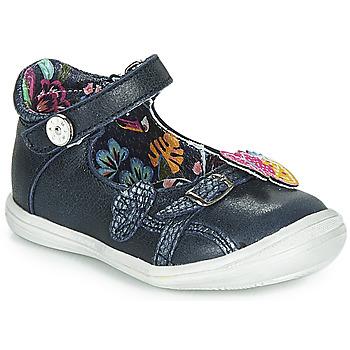 Topánky Dievčatá Sandále Catimini SITELLE Námornícka modrá