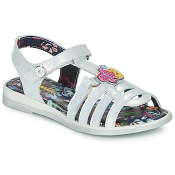 Topánky Dievčatá Sandále Catimini SICALE Biela