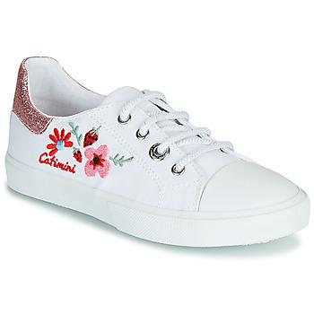Topánky Dievčatá Nízke tenisky Catimini SAXIFAGE Biela