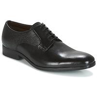 Topánky Muži Derbie Clarks GILMORE LACE Čierna