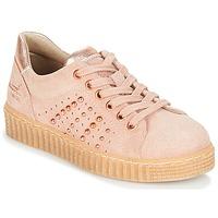 Topánky Dievčatá Nízke tenisky Bullboxer AIB006 Ružová