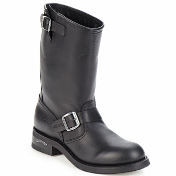 Topánky Muži Polokozačky Sendra boots OWEN čierna