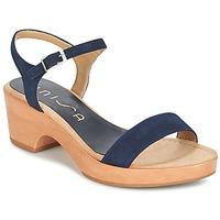Topánky Ženy Sandále Unisa IRITA Námornícka modrá